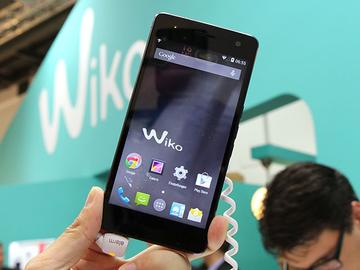 Tegra 4i四核4G手機WIKO HIGHWAY簡單玩【IFA 2014】