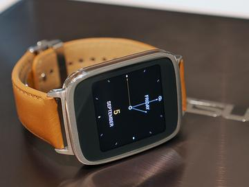 華碩首款智慧手錶 ASUS ZenWatch搶先體驗【IFA 2014】
