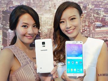 SAMSUNG Note 4早鳥預購9/20開跑 10月初上市