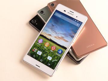 5.2吋4G防水旗艦手機Sony Z3外觀、效能實測