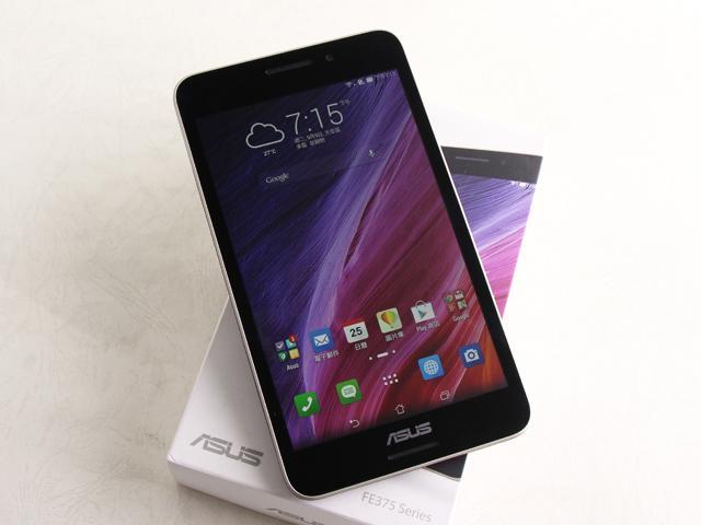 7吋雙卡通話平板 ASUS Fonepad 7 FE375CG實測