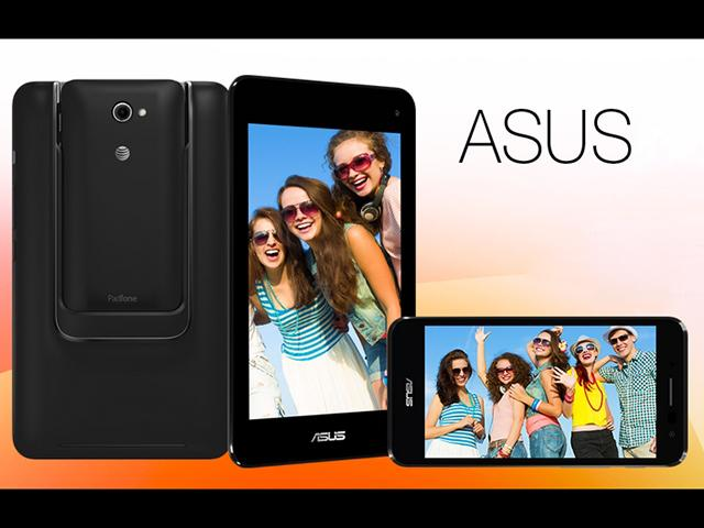 華碩、AT&T合推PadFone X mini入門款變形手機