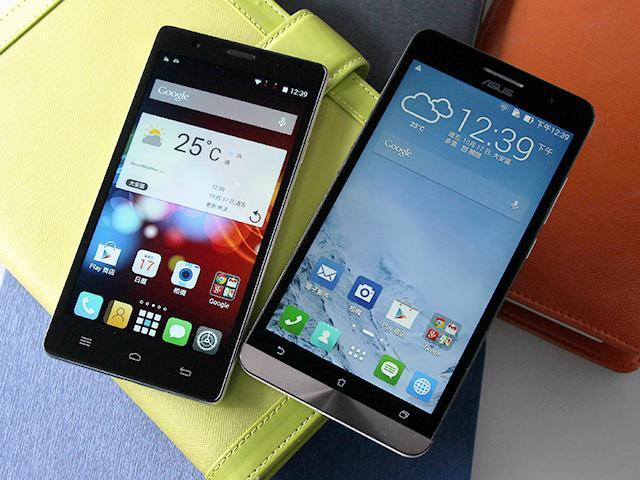 InFocus M330、華碩ZenFone 6大螢幕雙卡熱門機比拚