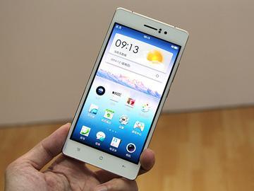 4.85mm超薄4G手機OPPO R5動手玩