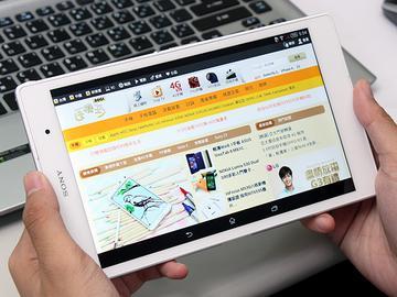 Sony Z3 Tablet Compact旗艦小平板:功能、相機篇