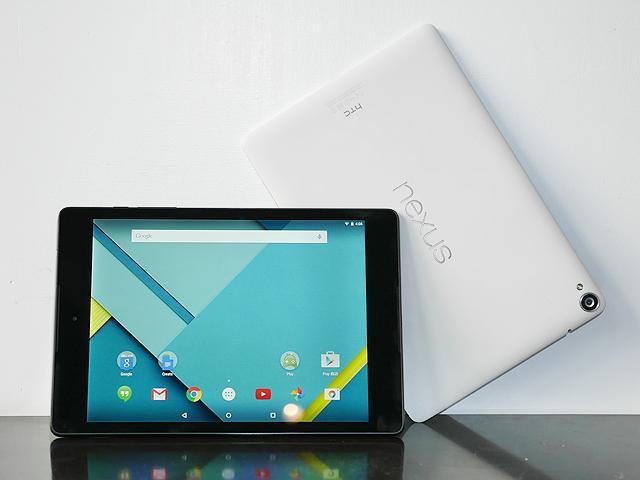 Nexus 9動手玩!台灣售價12900起11/10開賣