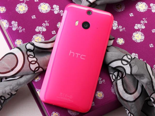 甜美風暴來襲!櫻桃紅HTC Butterfly 2新色圖賞