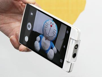 OPPO N3天生會轉!電動旋轉鏡頭手機攝錄實測