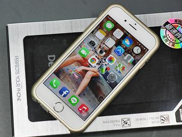 鋁合金鋼鐵衣!iPhone 6/6 Plus專用Deason iF磁扣金屬框