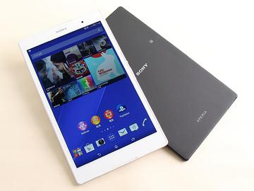 Sony Z3 Tablet Compact 最輕薄的8吋防水小平板