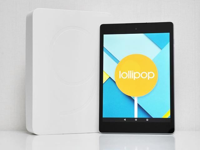 首款安卓5.0平板 Google Nexus 9功能、攝錄詳測