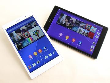 LTE版Sony Z3 Tablet Compact旗艦平板上市 售16900元