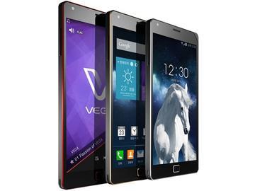5.3吋金屬機身手機Vega Iron 2取得NCC認證