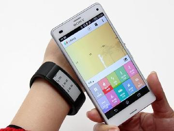 索尼SmartBand Talk通話智慧手環 講中文也能通