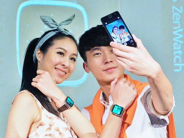 ASUS ZenWatch智慧錶即日開賣 售價5990元