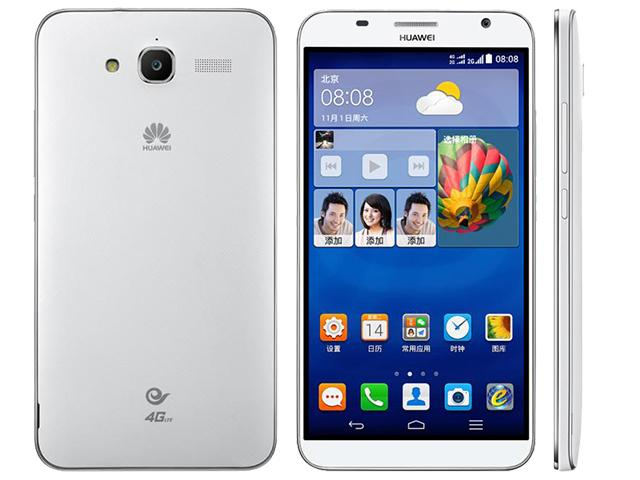 華為6吋4G雙卡手機GX1開賣 Ascend G7再推雙4G版
