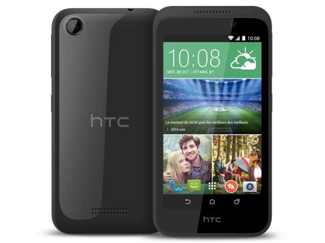 HTC入門款3G智慧手機Desire 320發表