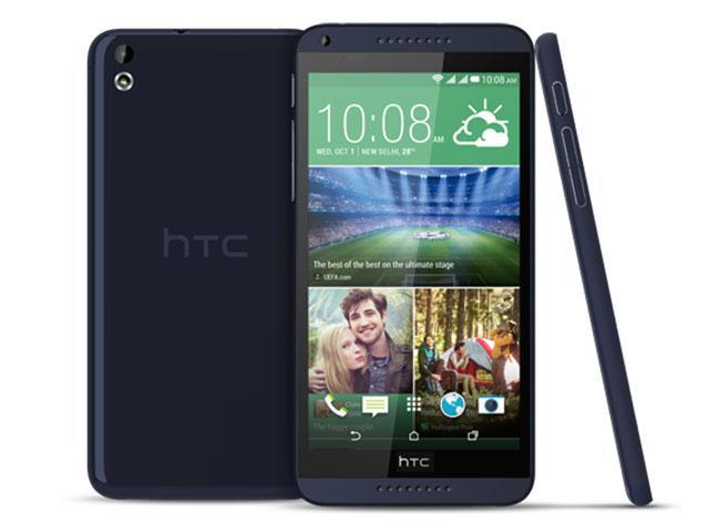 HTC推Desire 816G雙卡手機 晶片改採聯發科八核