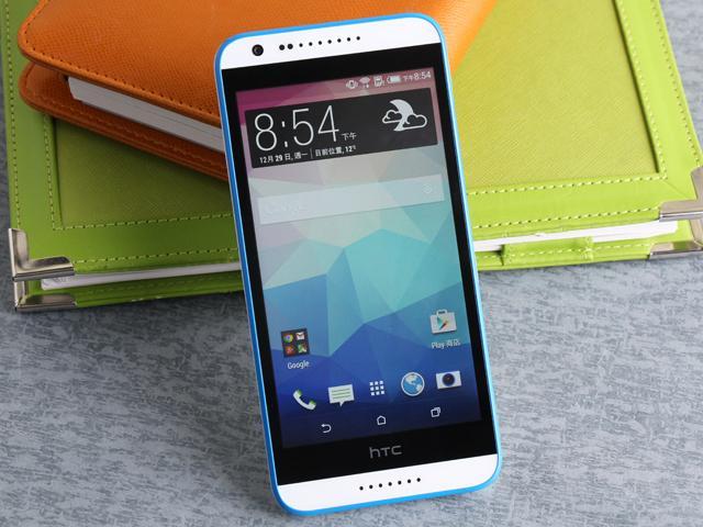 4核、4G、雙卡機 HTC Desire 620實測