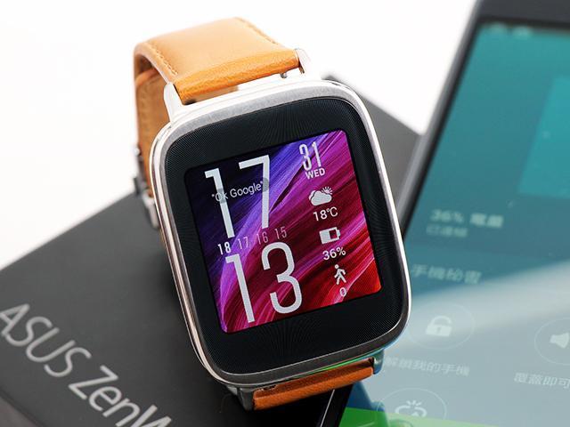 平價奢華的科技精品 ASUS ZenWatch智慧錶實測