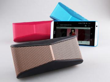 多色炫彩、高貴不貴 Logitech X300無線藍牙音箱