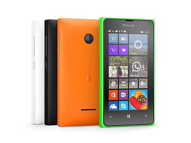 微軟發表Lumia 435與532低階機 定價都不到3千