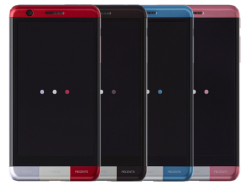 au發表INFOBAR A03:強調設計感的高階智慧機