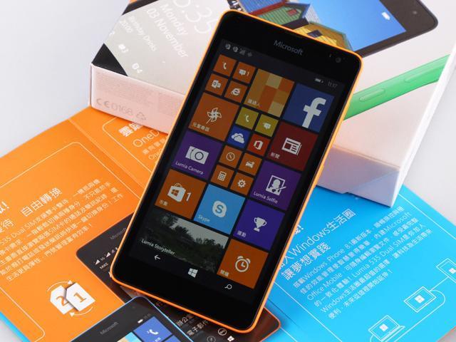 世代交替的起點 Microsoft Lumia 535評測