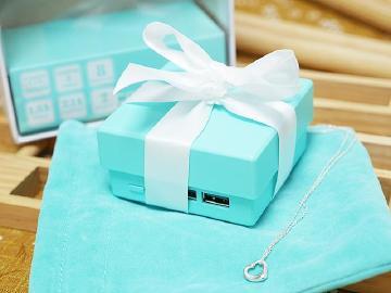 優雅放電!Coi+ PowerBox禮物盒行動電源