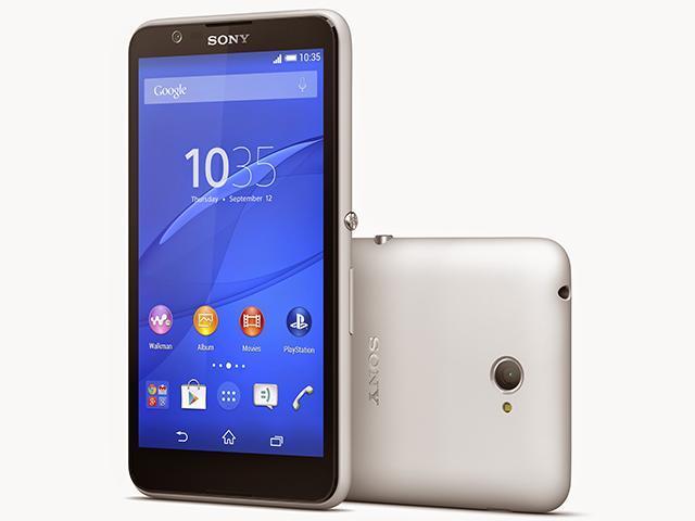Sony Xperia E4中階娛樂機發表 預載安卓5.0版本