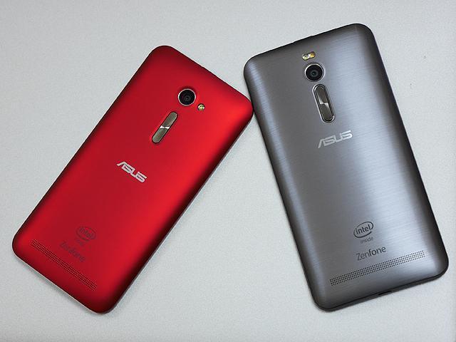 搶先曝光!5吋ASUS ZenFone 2動手玩 3/9上市