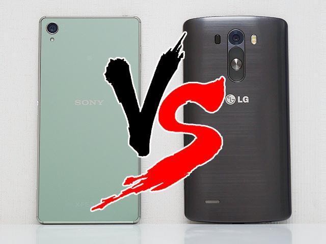 日韓交鋒!Sony Z3、LG G3雙旗艦相機PK