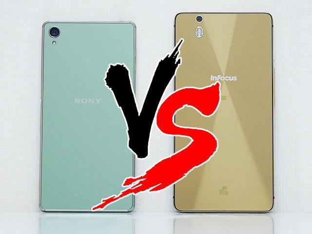 Exmor雙機!Sony Z3、InFocus M810拍照比較