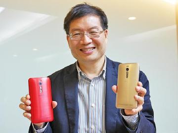專訪華碩CEO沈振來:超越對手,做世界第一的產品