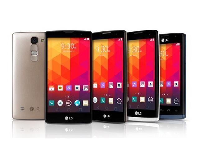 LG Magna、Spirit、Leon、Joy中低階新機齊發【MWC 2015】