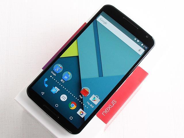 Android 5.0原生機 Google Nexus 6