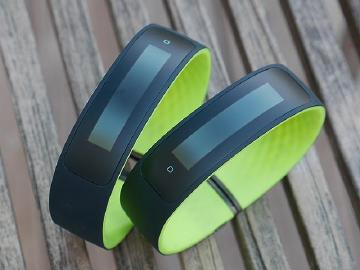 宏達電首款智慧手環 HTC Grip動手玩
