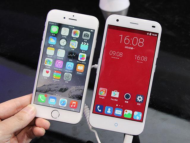 向iPhone 6致敬!ZTE Blade S6、S6 Plus齊亮相【MWC 2015】