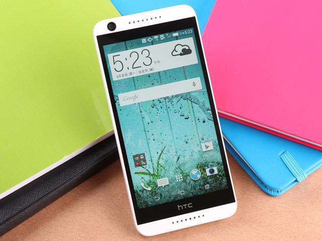雙色簡約風、平價4G機:HTC Desire 626
