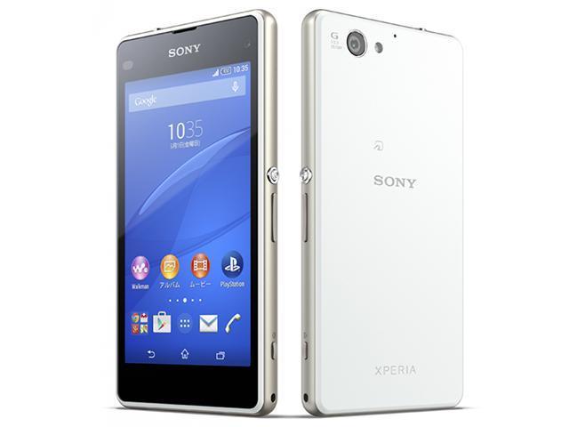4.3吋防水機 Sony Xperia J1 Compact日本發表