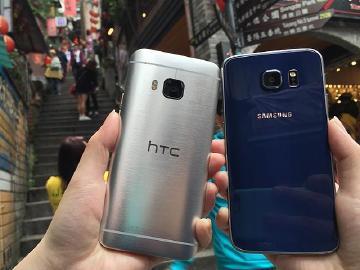 HTC One M9、三星GALAXY S6雙旗艦日拍對決