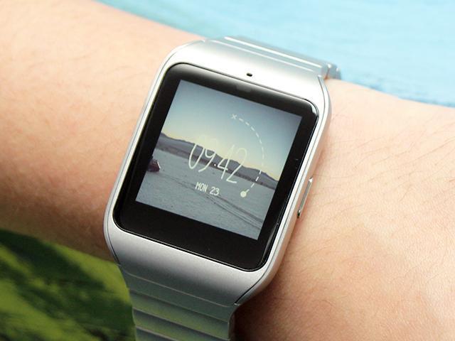 金屬質感UP!Sony Smartwatch 3星鈦銀賞析
