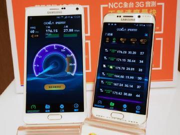 台哥大4G+網速實測,總經理大嗆競爭對手