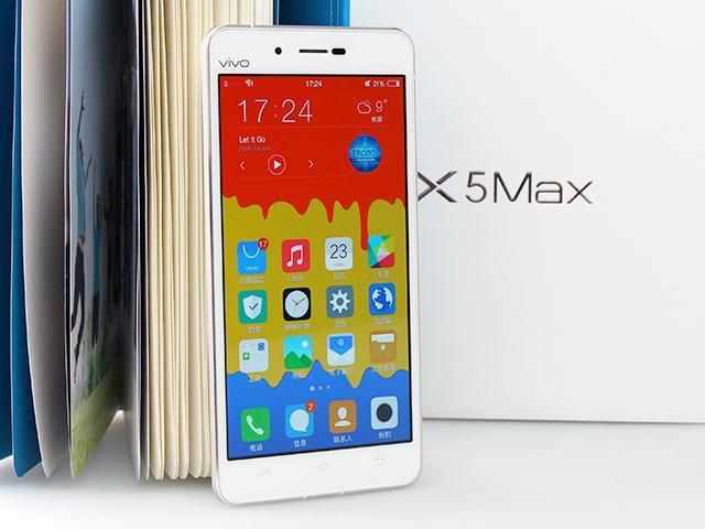 最薄手機!K歌魂不滅的Vivo X5Max體驗