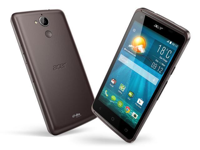 宏碁推4千有找全頻LTE雙卡機Acer Liquid Z410