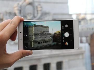 HUAWEI P8新旗艦 英國倫敦相機簡單實測