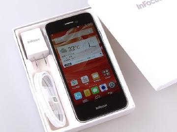 低價4G全頻機InFocus M350月底開賣 5千有找