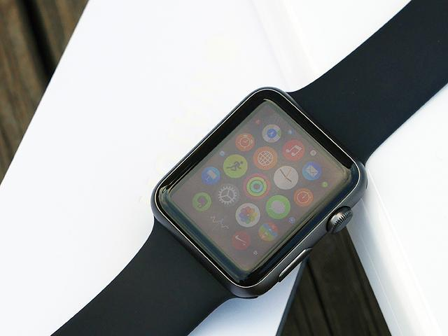 火速入手!蘋果智慧錶Apple Watch動手玩