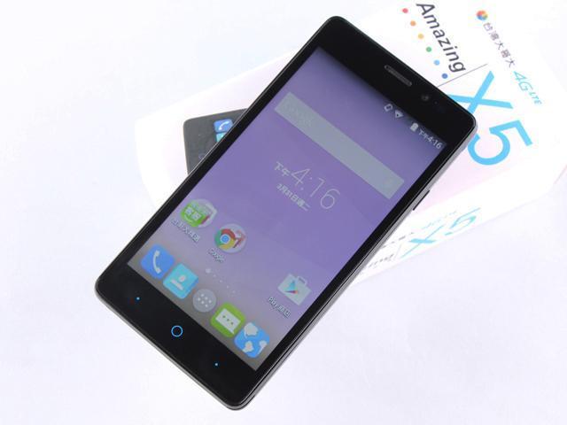 入門全頻4G手機 TWM Amazing X5實測