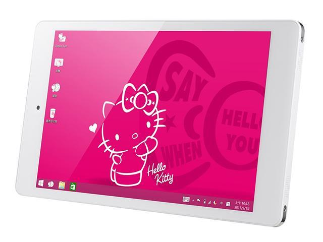 GenPad8 Hello Kitty搭遠傳4G方案899起 平板0元